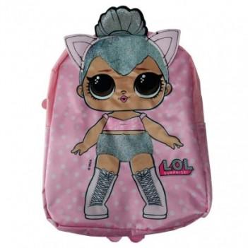 Mochila 2D Kitty Queen LOL...