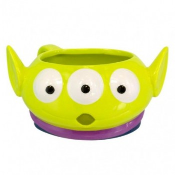 Taza 3D alien Toy Story Disney