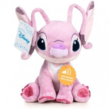 Peluche Angel Stitch Disney...