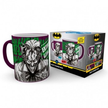 Taza térmica The Joker DC