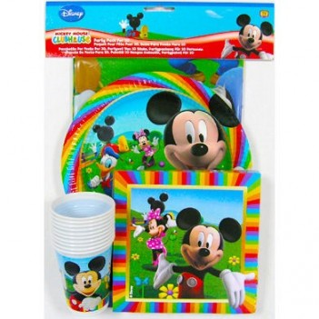 Pack fiesta Mickey Mouse...