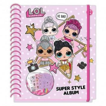Cuaderno actividades LOL...