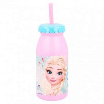 Botella leche Frozen Disney