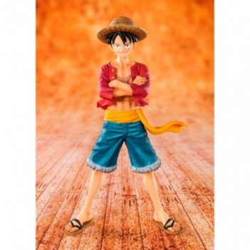 Figura Monkey D.Luffy Straw...