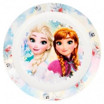 Plato Frozen Disney microondas