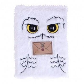 Cuaderno peluche A5 Hedwig...