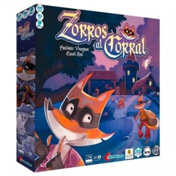 Juego Zorros al Corral