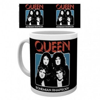 Taza Bohemian Rhapsody Queen