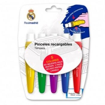 Caja temperas Real Madrid...