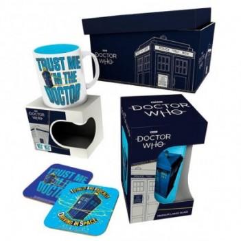 Caja regalo Tardis Doctor Who