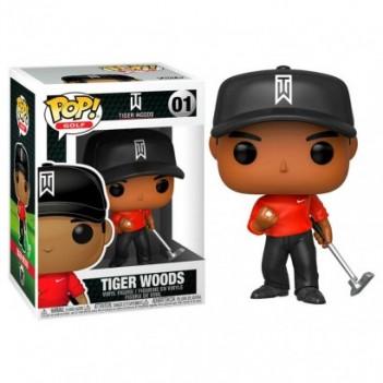Figura POP Golf Tiger Woods...