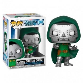 Figura POP Marvel Los 4...