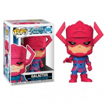 Figura POP Marvel Los 4...