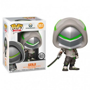 Figura POP Overwatch 2 Genji