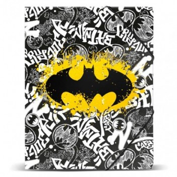 Carpeta A4 Batman DC Comics...