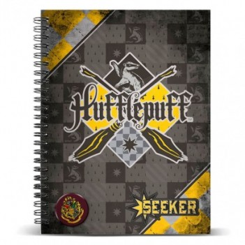 Cuaderno A4 Harry Potter...