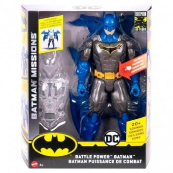 Figura Batman Superarmadura...