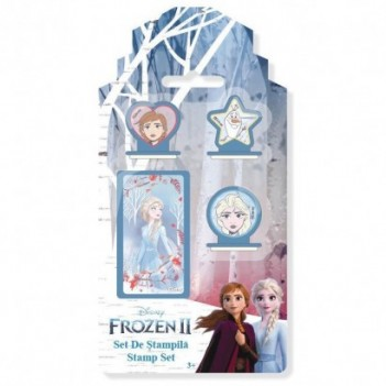 Set sellos Frozen 2 Disney