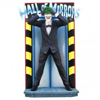 Estatua diorama Joker The...