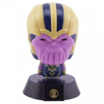 Lámpara Icons Thanos Vengadores Avengers Marvel
