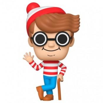 Figura POP ¿Dónde está Wally?