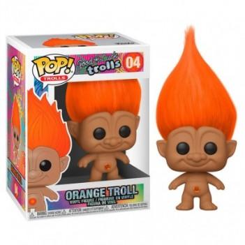 Figura POP Trolls Orange Troll