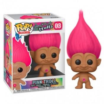 Figura POP Trolls Pink Troll