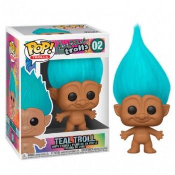 Figura POP Trolls Teal Troll