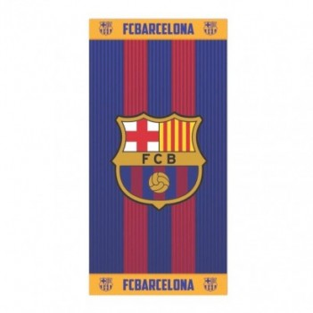 Toalla FC Barcelona algodón