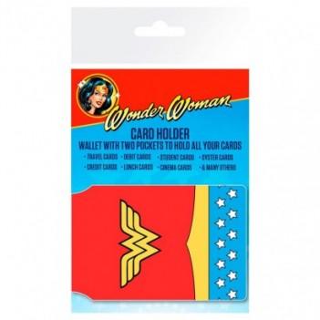 Tarjetero Wonder Woman DC...