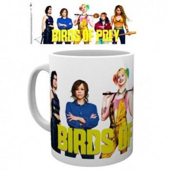 Taza Group Birds of Prey DC...