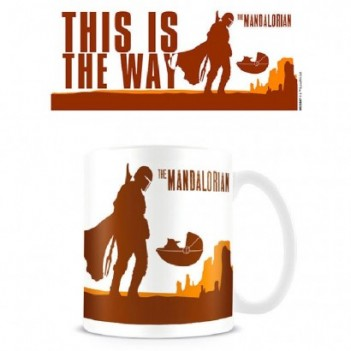 Taza This is the Way The...