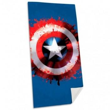 Toalla Capitán América...