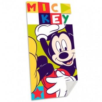 Toalla Mickey Disney algodón