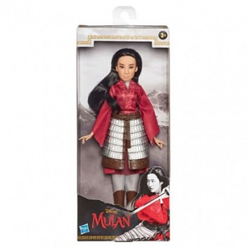 Muñeca Mulán Disney