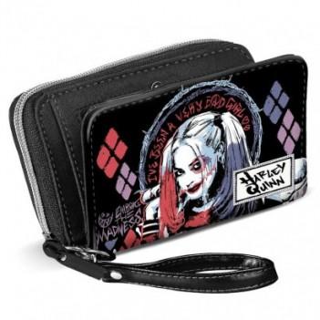 Billetero Harley Quinn DC...