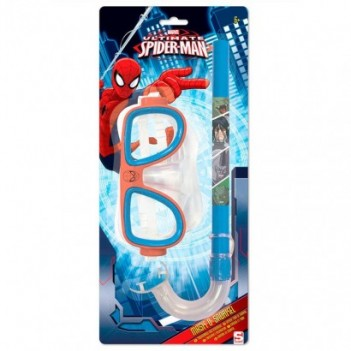 Set gafas tubo Spiderman...