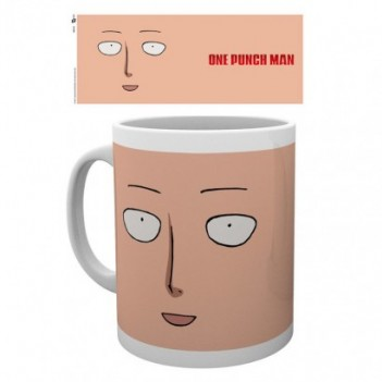 Taza One Punch Man face