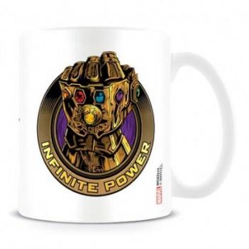 Taza Thanos Vengadores...