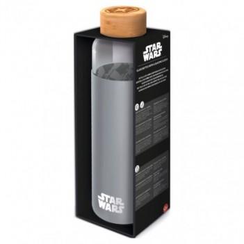 Botella cristal Star Wars...