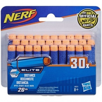 Set 30 dardos Elite Nerf