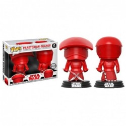 Set 2 figuras POP Star Wars The Last Jedi Praetorian Guards Exclusive