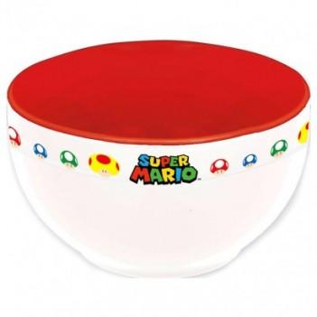 Cuenco desayuno Super Mario...