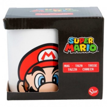 Taza Super Mario Bros...