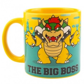 Taza XL Bowser Super Mario...