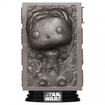 Figura POP Star Wars Han in...