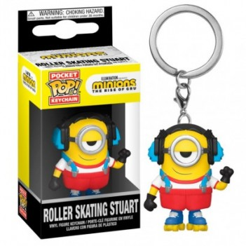 Llavero Pocket POP Minions...