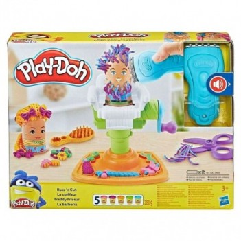 Barbería Play-Doh