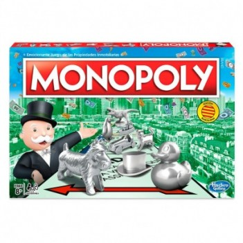 Juego Monopoly Clásico...