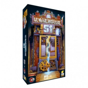 Juego Warehouse 51